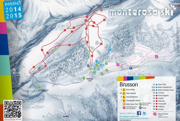 brusson-estoul-skirama-mappa-cartina-piste-sci-impianti-neve