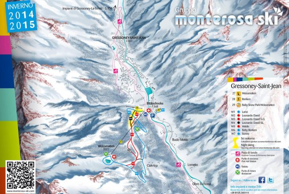 gressoney-saint-jean-skirama-mappa-cartina-piste-sci-impianti-neve