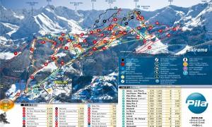 Pila (Ao) Valle d'Aosta