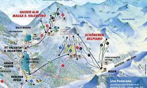 Resia – Monte Belpiano (Bz) Trentino Alto Adige