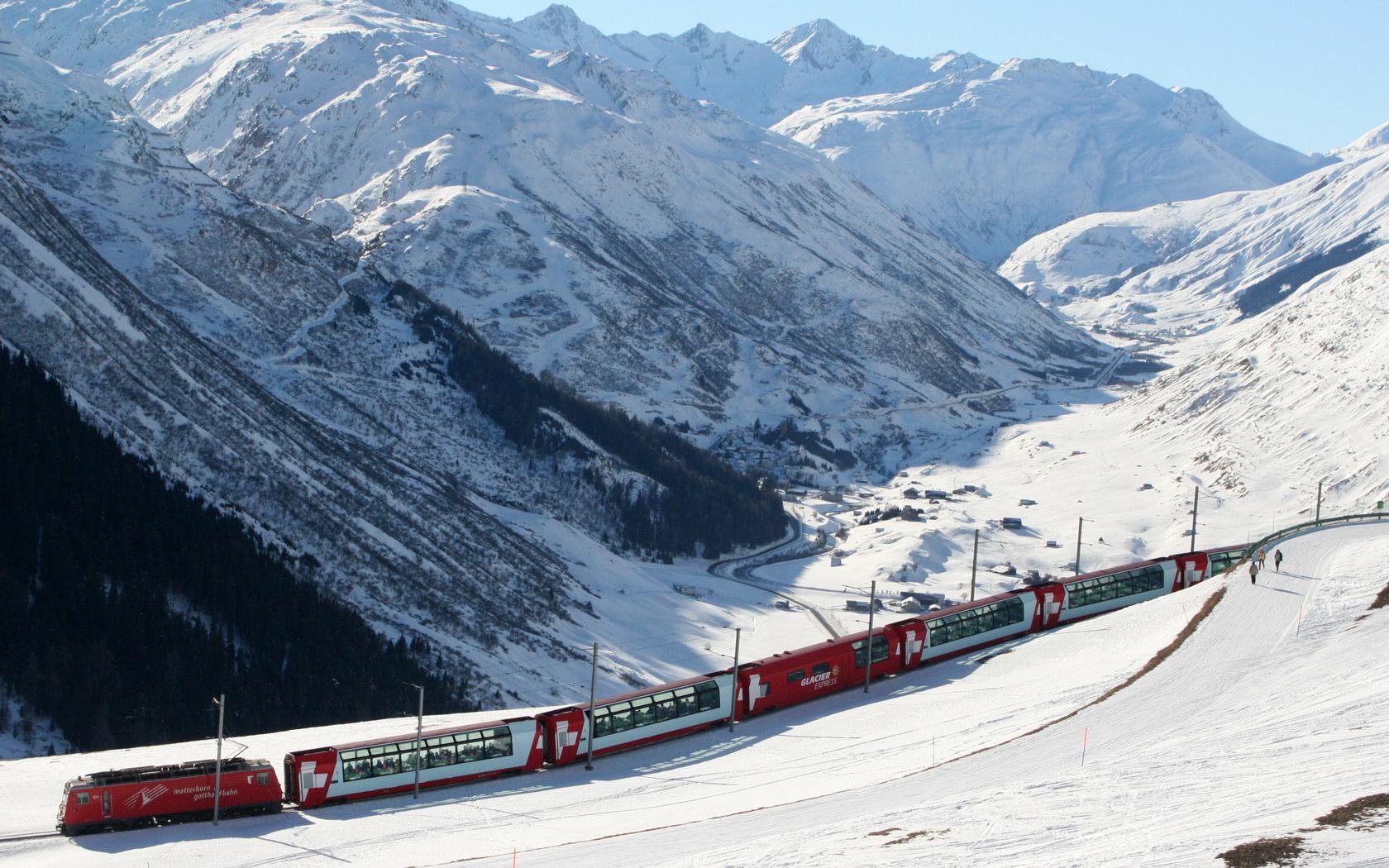 15 località sciistiche italiane da raggiungere in treno