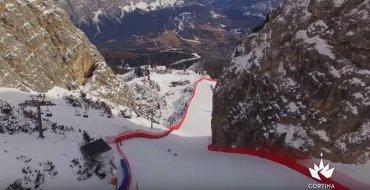Pista Olympia di Cortina d'Ampezzo